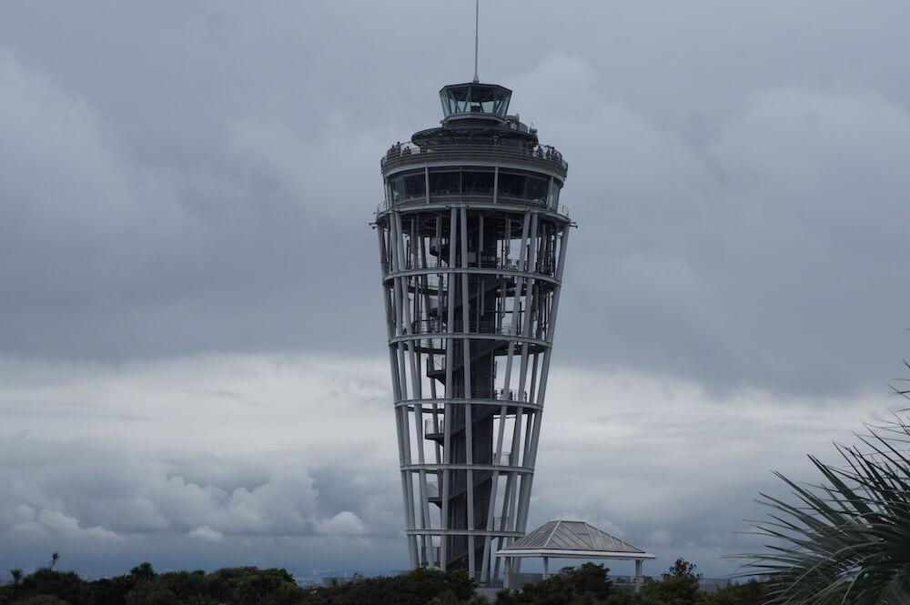 江の島 展望台 シーキャンドル