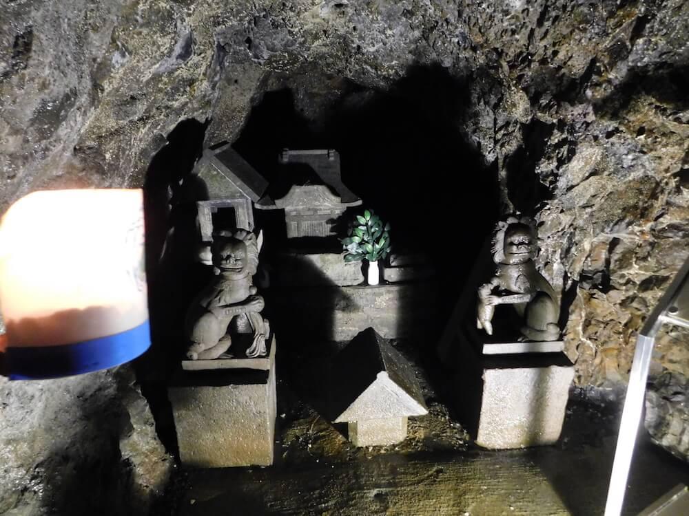 江の島 岩屋 洞窟