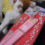 もっと!ちょーだいスプーン ちゅーる 猫 三毛猫