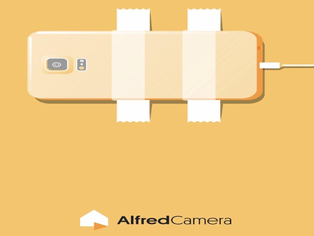 お留守番カメラ 見守りカメラ レビュー 感想 猫 Alfred Camera アルフレッドカメラ